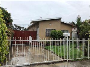 Photo of 636 West BUCKTHORN Street, Inglewood, CA 90301 (MLS # SR18066457)