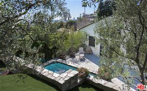 Photo of 1416 BELFAST Drive, Los Angeles , CA 90069 (MLS # 18356460)