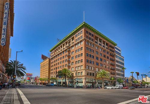 Photo of 1645 VINE Street #513, Los Angeles , CA 90028 (MLS # 20547460)