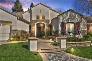 Photo of 1598 HEATHER OAKS Lane, Westlake Village, CA 91361 (MLS # 218001460)