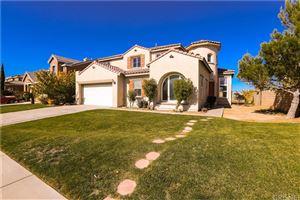 Photo of 4817 STARGAZER Place, Palmdale, CA 93552 (MLS # SR19261461)