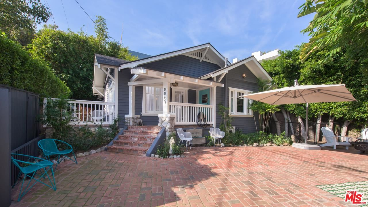 Photo of 8867 CYNTHIA Street, West Hollywood, CA 90069 (MLS # 20544462)