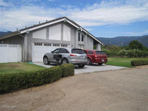Photo of 401 WALBRIDGE Way, Ojai, CA 93023 (MLS # 219013463)