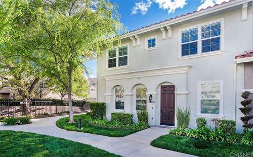 Photo of 24091 MEADOWBROOK Lane, Valencia, CA 91354 (MLS # SR20064465)
