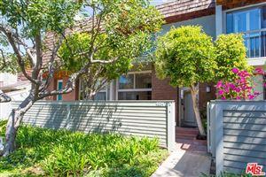 Photo of 4334 GLENCOE Avenue #8, Marina Del Rey, CA 90292 (MLS # 18342466)