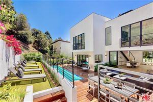 Photo of 2044 BENEDICT CANYON Drive, Beverly Hills, CA 90210 (MLS # 19497466)