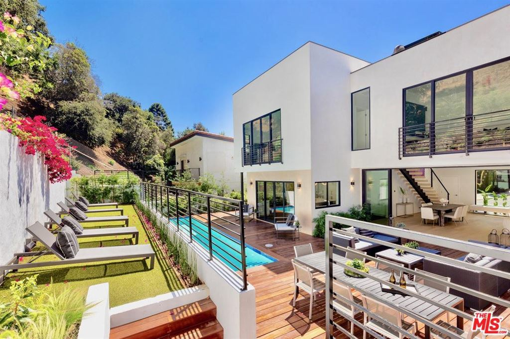 Photo for 2044 BENEDICT CANYON Drive, Beverly Hills, CA 90210 (MLS # 19497466)