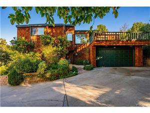 Photo of 4919 ALATAR Drive, Woodland Hills, CA 91364 (MLS # SR19005467)