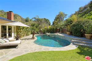 Photo of 4047 MANDEVILLE CANYON Road, Los Angeles , CA 90049 (MLS # 18328468)