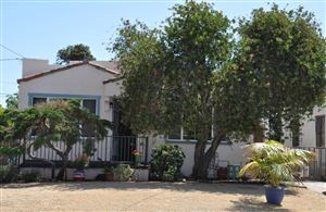 Photo of 78 West CENTER Street, Ventura, CA 93001 (MLS # 219010468)