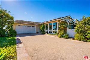 Photo of 3603 SEAHORN Drive, Malibu, CA 90265 (MLS # 18390470)