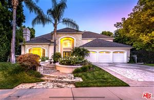 Photo of 5415 AMBER Circle, Calabasas, CA 91302 (MLS # 18364472)