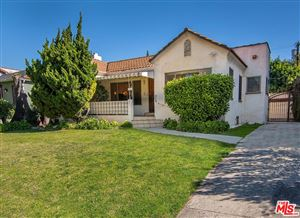 Photo of 330 North HARPER Avenue, Los Angeles , CA 90048 (MLS # 19431472)