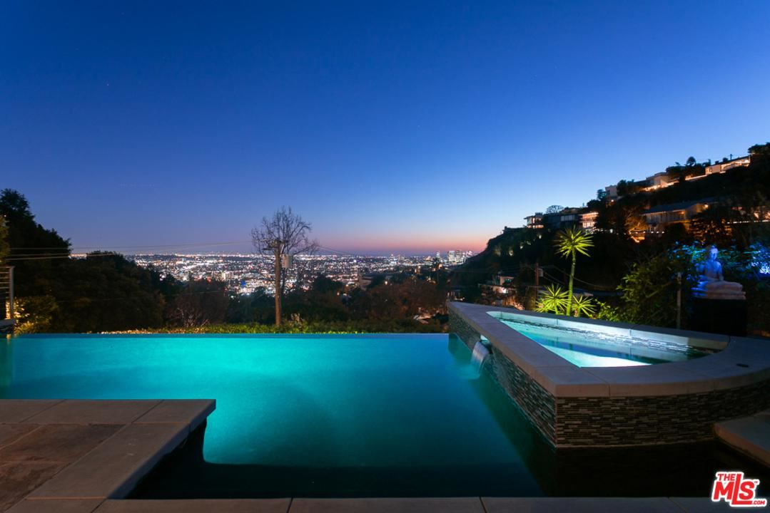 Photo of 1573 SUNSET PLAZA Drive, Los Angeles , CA 90069 (MLS # 20558472)