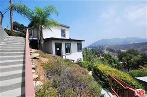 Photo of 6864 PACIFIC VIEW Drive, Los Angeles , CA 90068 (MLS # 18404474)