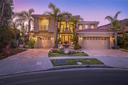 Photo of 2830 COUNTRY VISTA Street, Thousand Oaks, CA 91362 (MLS # 220000475)