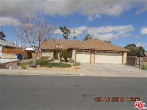 Photo of 3819 SUNSTREAM Avenue, Palmdale, CA 93550 (MLS # 18324476)