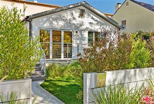 Photo of 4084 VAN BUREN Place, Culver City, CA 90232 (MLS # 18376478)