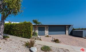 Photo of 3718 SEAHORN Drive, Malibu, CA 90265 (MLS # 19425478)