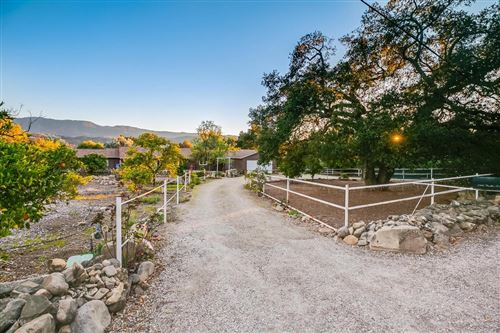 Photo of 3558 THACHER Road, Ojai, CA 93023 (MLS # 219000478)