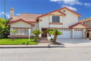 Photo of 4655 PEPPER MILL Street, Moorpark, CA 93021 (MLS # 219008481)