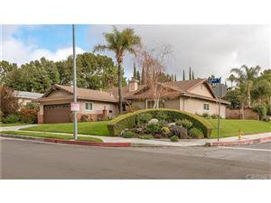 Photo of 12400 BRADFORD Place, Granada Hills, CA 91344 (MLS # SR18064481)
