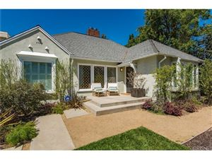 Photo of 4749 HALBRENT Avenue, Sherman Oaks, CA 91403 (MLS # SR18086481)