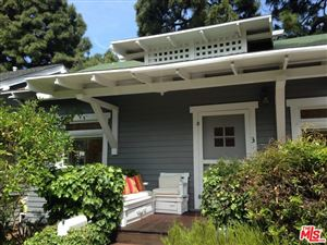 Photo of 2402 4TH Street #3, Santa Monica, CA 90405 (MLS # 18334482)