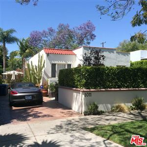 Photo of 1011 HAVENHURST Drive, West Hollywood, CA 90046 (MLS # 19495482)