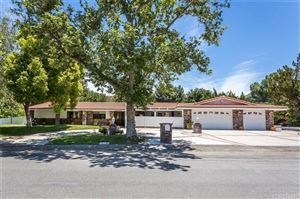 Photo of 26120 SAND CANYON Road, Canyon Country, CA 91387 (MLS # SR19114482)