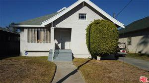 Photo of 1601 West 35TH Street, Los Angeles , CA 90018 (MLS # 18415484)
