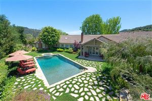 Photo of 17620 CAMINO DE YATASTO, Pacific Palisades, CA 90272 (MLS # 19518484)