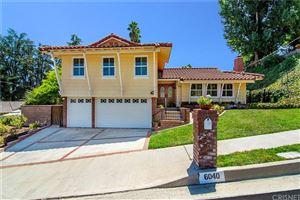 Photo of 6040 SADRING Avenue, Woodland Hills, CA 91367 (MLS # SR19194484)