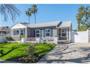 Photo of 6641 FORBES Avenue, Lake Balboa, CA 91406 (MLS # SR18119485)