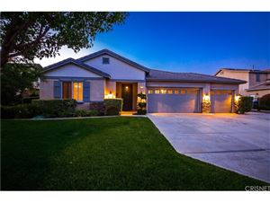 Photo of 4319 OLIVERA Place, Lancaster, CA 93536 (MLS # SR18120485)