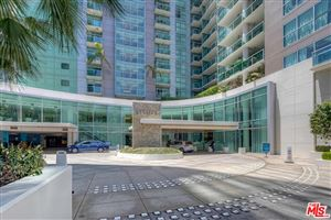 Photo of 13700 MARINA POINTE Drive #826, Marina Del Rey, CA 90292 (MLS # 19502486)