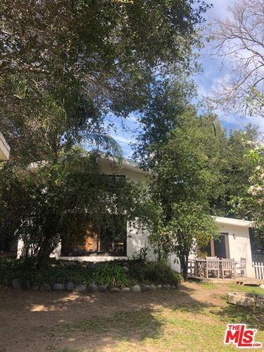 Photo of 1362 OLD TOPANGA CANYON Road, Topanga, CA 90290 (MLS # 19497488)