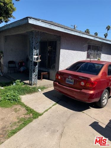 Photo of 2036 MARTIN LUTHER KING JR Avenue, Long Beach, CA 90806 (MLS # 20567488)