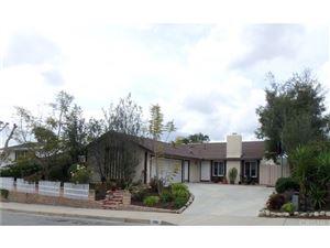 Photo of 786 BRIGHT STAR Street, Thousand Oaks, CA 91360 (MLS # SR18119489)