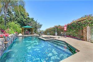 Photo of 14858 ROUND VALLEY Drive, Sherman Oaks, CA 91403 (MLS # SR19244489)