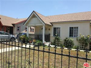 Photo of 1218 North PARK Avenue, Inglewood, CA 90302 (MLS # 18389490)