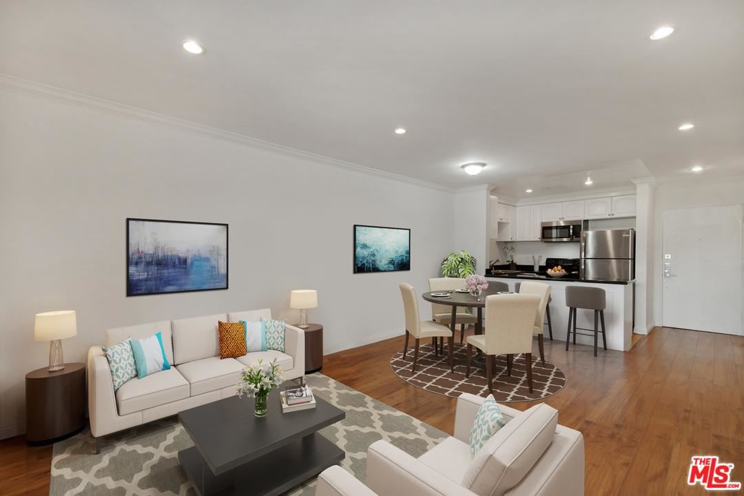 Photo for 625 North FLORES Street #207, West Hollywood, CA 90048 (MLS # 19536490)
