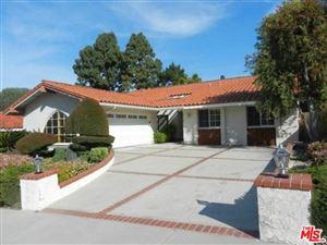 Photo of 26704 HAWKHURST DR. Drive, Rancho Palos Verdes, CA 90275 (MLS # 19498492)