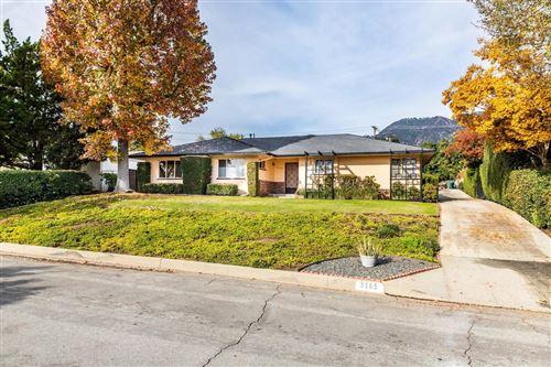 Photo of 3565 SHADOW GROVE Road, Pasadena, CA 91107 (MLS # 819005492)