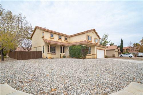 Photo of 36548 CALEANDRA Street, Palmdale, CA 93552 (MLS # SR19275493)