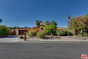 Photo of 2150 East CALLE PAPAGAYO, Palm Springs, CA 92262 (MLS # 17292494)