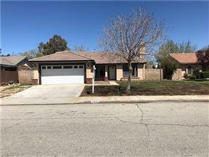 Photo of 3121 VIANA Drive, Palmdale, CA 93550 (MLS # SR19088494)