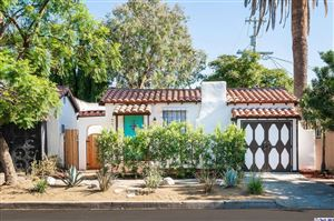 Photo of 7212 WILLOUGHBY Avenue, Los Angeles , CA 90046 (MLS # 319000495)