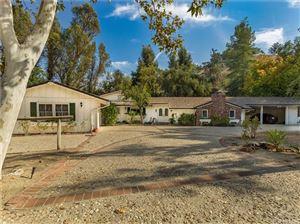 Photo of 5686 ROUND MEADOW Road, Hidden Hills, CA 91302 (MLS # SR17242495)