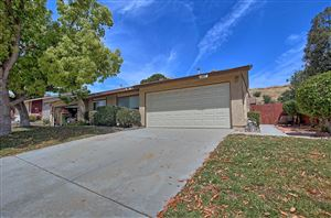 Photo of 14917 MARQUETTE Street, Moorpark, CA 93021 (MLS # 219004498)